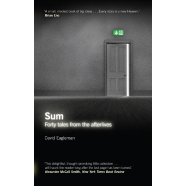 Sum: Tales from the Afterlives by David Eagleman (Paperback, 2009)