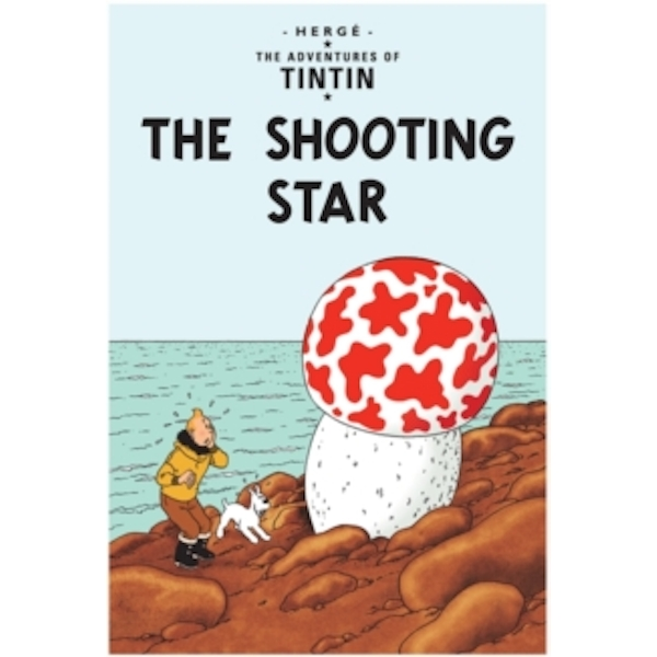 The Shooting Star by Herge (Paperback, 2002)