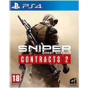 Sniper Ghost Warrior Contracts 2 PS4 Game