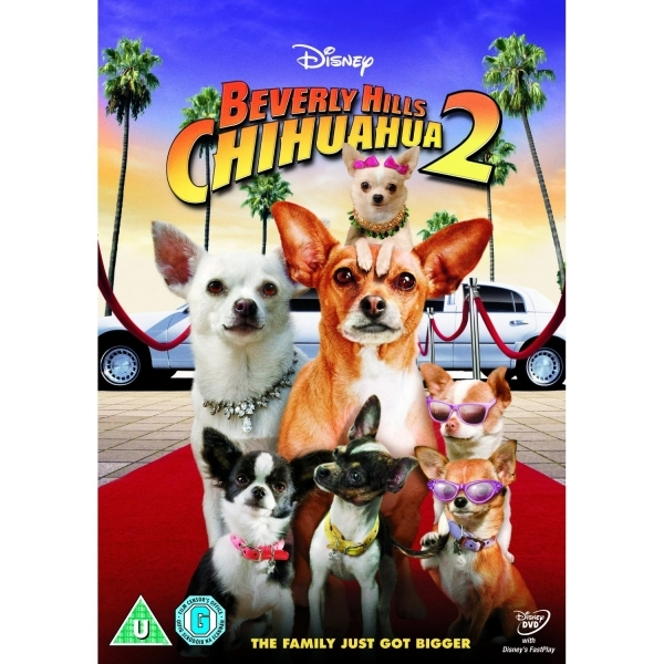 Beverly Hills Chihuahua 2 DVD