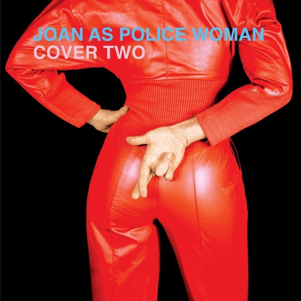 Joan As Police Woman - Cover Two Red Vinyl
