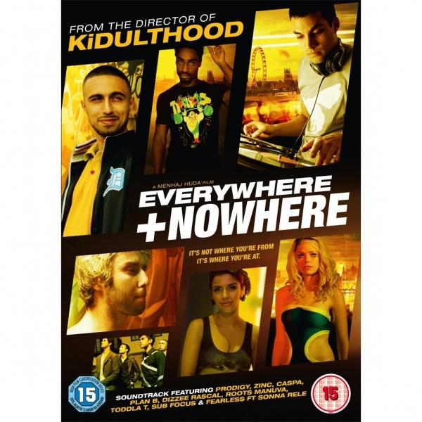 Everywhere and Nowhere DVD