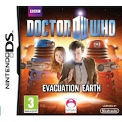 Ex-Display Doctor Who Evacuation Earth Game DS Used - Like New