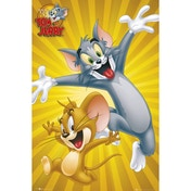 Looney Tunes Tom & Jerry Maxi Poster