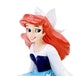 Be Bold Ariel (Little Mermaid) Disney Traditions Figurine - Image 5