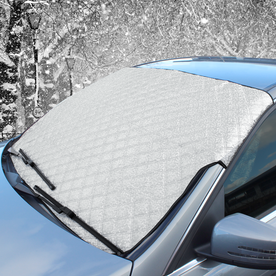 Car Windscreen Frost Protector | Snow, Dust & Ice Cover | Pukkr