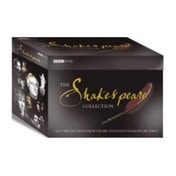 The BBC Shakespeare Collection Box Set DVD