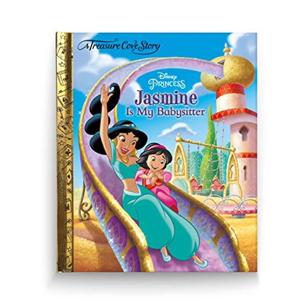 Jasmine is my Babysitter  Hardback 2019