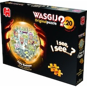 Wasgij Origional 20 Fishy Business 1000 Piece Jigsaw Puzzle