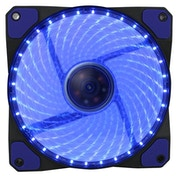 Evo Labs Vegas 120mm 1300RPM 32 x Blue LED 9 Blade Fan