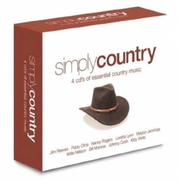 Simply Country CD