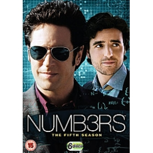 Numb3rs Series 5 DVD