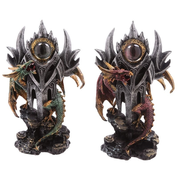 Eye of the Sword Dark Legends Dragon Figurine (1 Random Supplied)