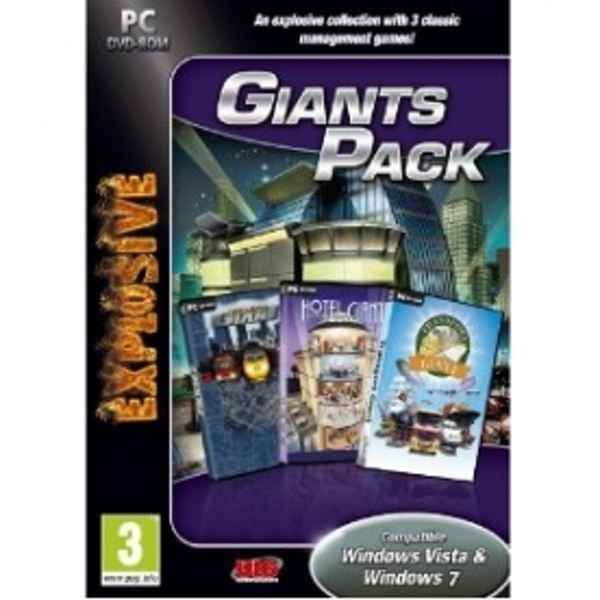 Giants Pack Traffic / Transport / Hotel Game PC