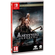 Ancestors Legacy Day One Edition Nintendo Switch Game