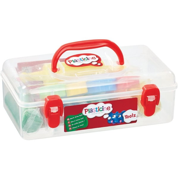 Plasticine Toolz Box