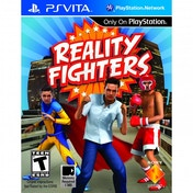 Reality Fighters Game PS Vita (#)
