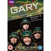 Gary Tank Commander Series 3 DVD