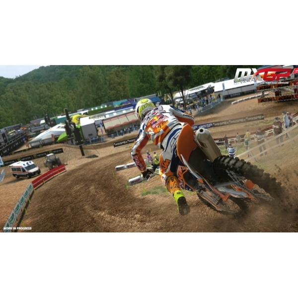 MXGP The Official Motocross Videogame Xbox 360 Game - Image 4