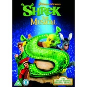 Shrek the Musical DVD