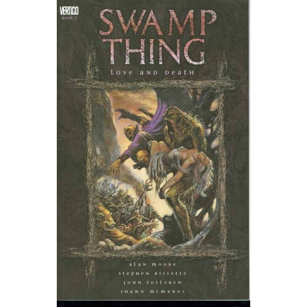 Swamp Thing TP Vol 02 Love And Death