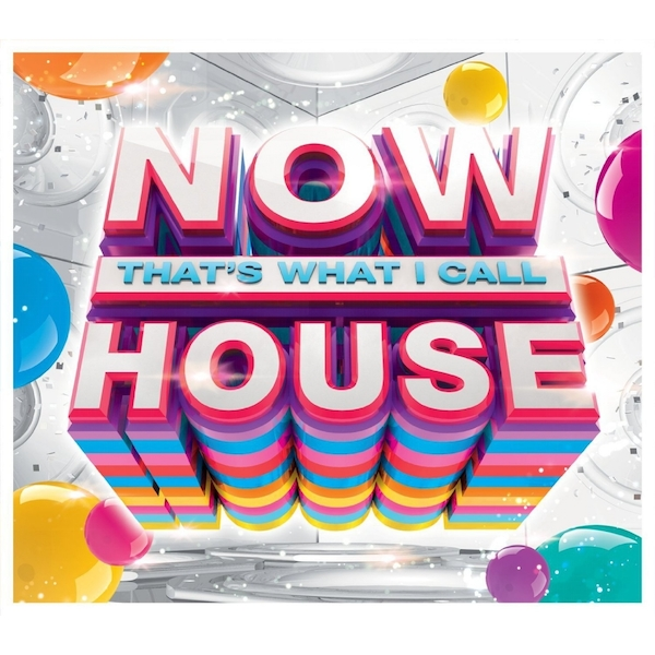 Now That's What I Call House CD