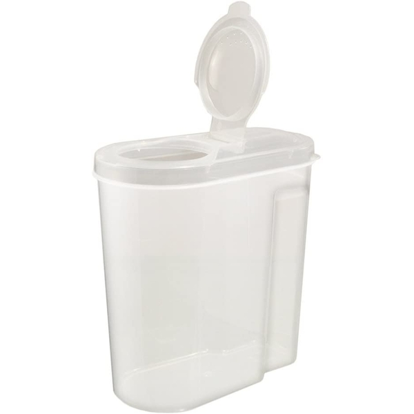 Beaufort Food Container Cereal /Dry Food 5L Clear