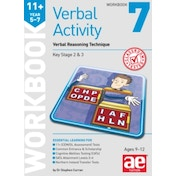 11+ Verbal Activity Year 5-7 Workbook 7: Verbal Reasoning Technique by Katrina MacKay, Stephen C. Curran (Paperback, 2014)