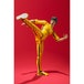 Bruce Lee Yellow Suit (Movie Classics) Bandai Tamashii Nations Figuarts Figure - Image 4
