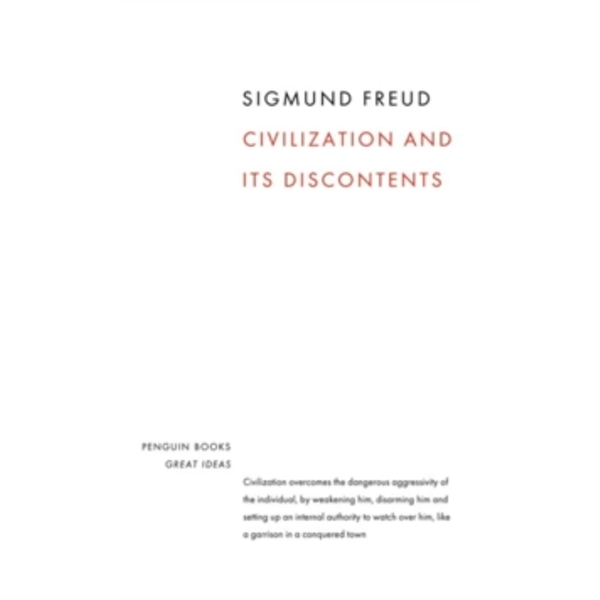 Civilization and its Discontents by Sigmund Freud (Paperback, 2004)