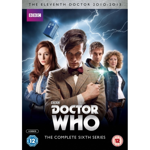Doctor Who - The Complete Series 6 DVD
