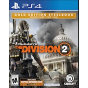 Tom Clancy's The Division 2 GOLD PS4 Game