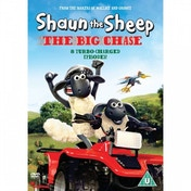 Shaun The Sheep The Big Chase DVD