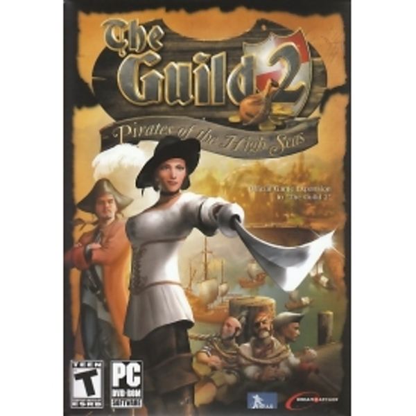 The Guild 2 Pirates of the Sea Expansion Game PC (#) - ozgameshop