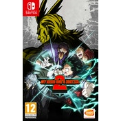 My Hero's One Justice 2 Nintendo Switch Game (Pre-Order Bonus DLC)