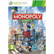 Monopoly Streets Game Xbox 360