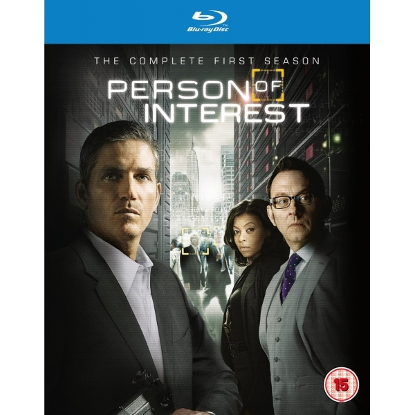 Person of Interest Series 1 Blu-ray