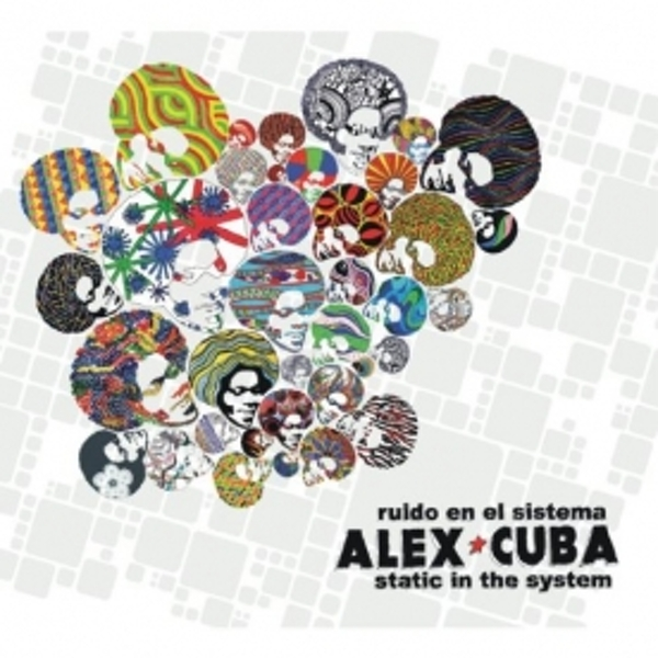 Alex Cuba - Static In The System CD