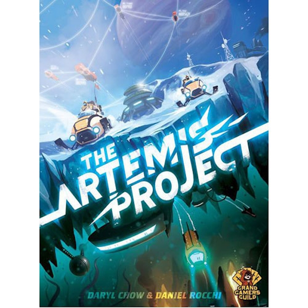 The Artemis Project Board Game