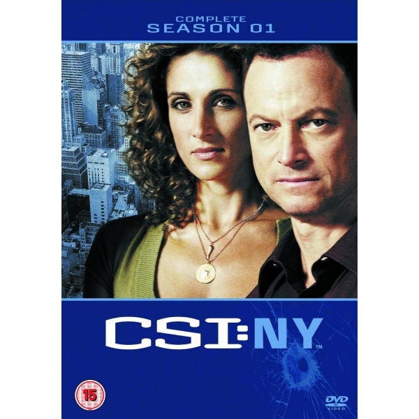 CSI New York Complete Season 1 DVD