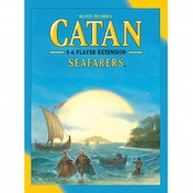 Ex-Display Catan Seafarers 5-6 Player Extension 2015 Refresh Board Game Used - Like New