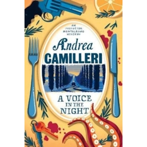 A Voice in the Night by Andrea Camilleri (Paperback, 2017)