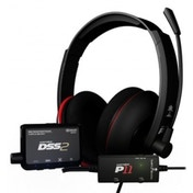 Turtle Beach Ear Force DP11 Gaming Headset DSS2 Bundle PS3