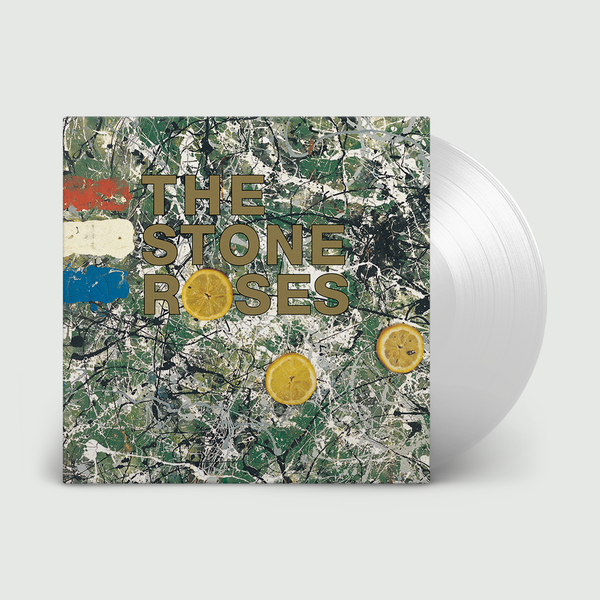 The Stone Roses - The Stone Roses Clear Vinyl