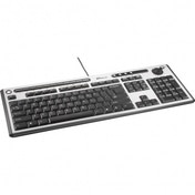 Targus Slim Internet Multimedia USB Keyboard UK AKB04UK