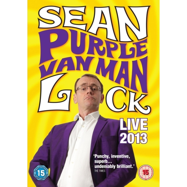 Sean Lock: Purple Van Man - Live 2013 DVD