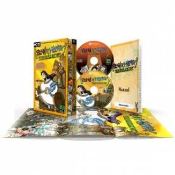 Edna & Harvey The Breakout Collector's Edition Game PC