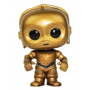 C-3PO (Star Wars) Funko Pop! Vinyl Bobble-Head Figure