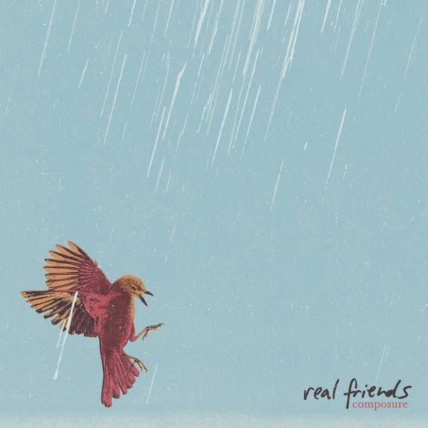 Real Friends - Composure CD
