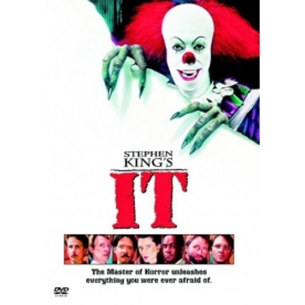Stephen Kings It DVD